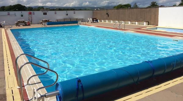 Swimming Pool Shap Cumbria