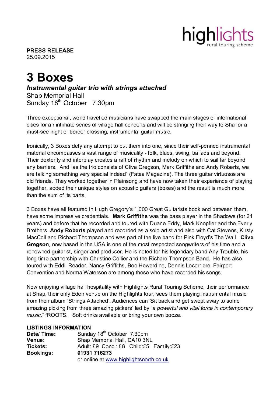 3 Boxes - Press Release C_1